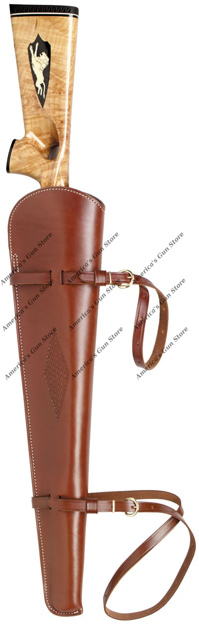 Lined Rifle Scabbard