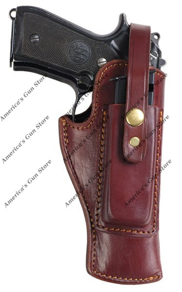 Packer Holster with Magazine Pouch for Ruger Mark I, II ...
