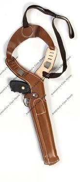 Triple K #191 – Challenger Vertical Shoulder Holster for Gun