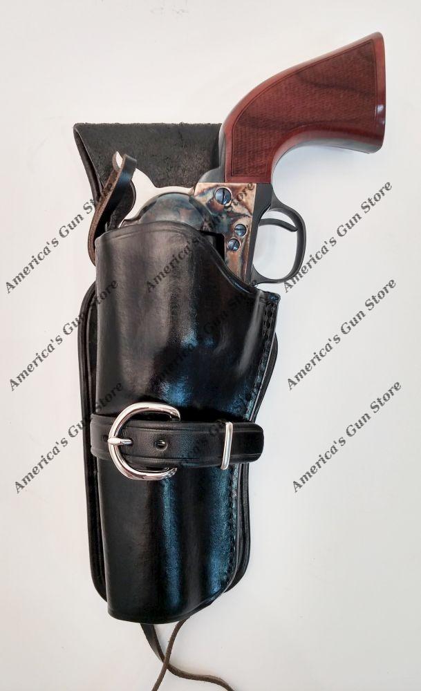 Cheyenne Western Holster Left Hand Black