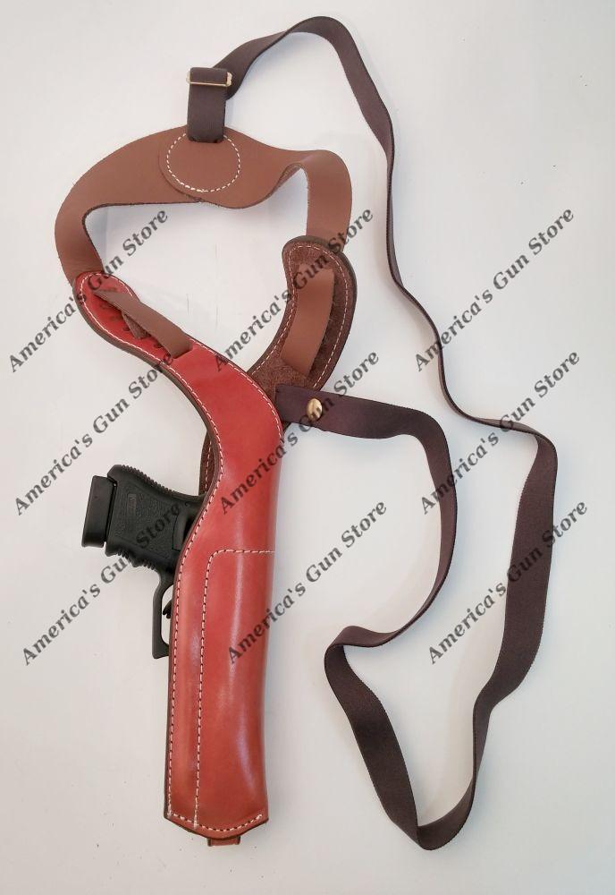 Triple K #191 – Challenger Vertical Shoulder Holster for Gun Group