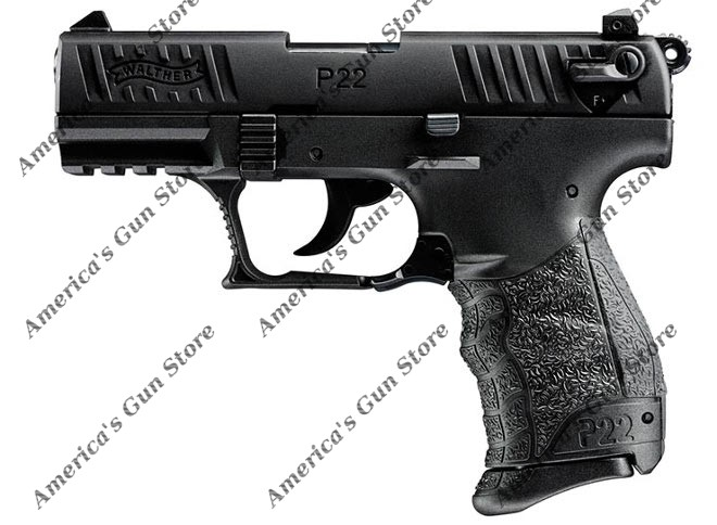 Walther P22 --- 3 4