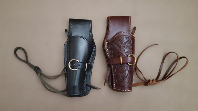 Texan Lined Holster