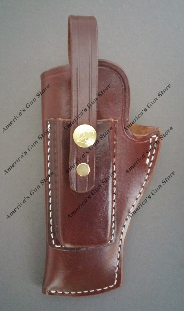 Triple K #39 – Packer Holster with Magazine Pouch for Gun
