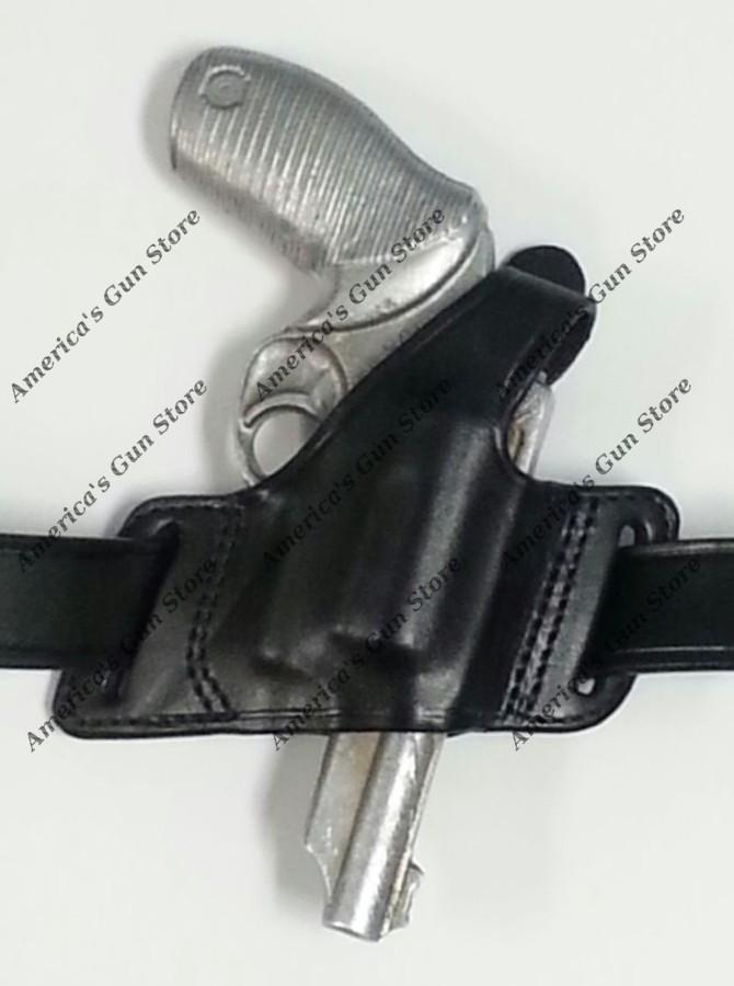 Triple K #420 – Secret Agent Belt Slide Holster for Gun