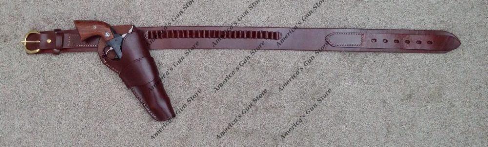 Triple K 740 Amp 900 Deluxe Pistol Cartridge Belt And