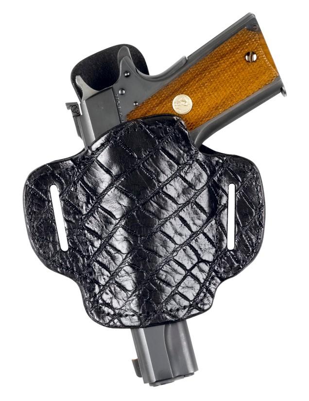 Triple K #777 - Lucky Gator Holster for Colt 1911, Kimber 1911, etc