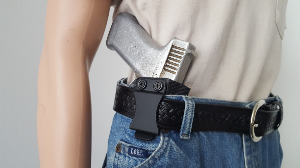 Concealment Express IWB Kydex Holster for Glock 20, 21