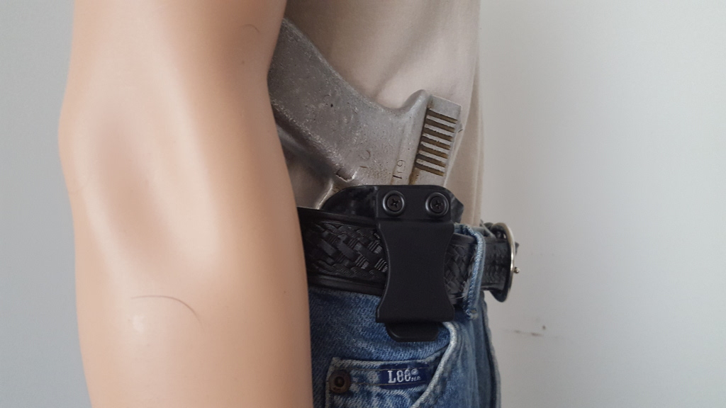 Concealment Express IWB Kydex Holster for Ruger LCP II