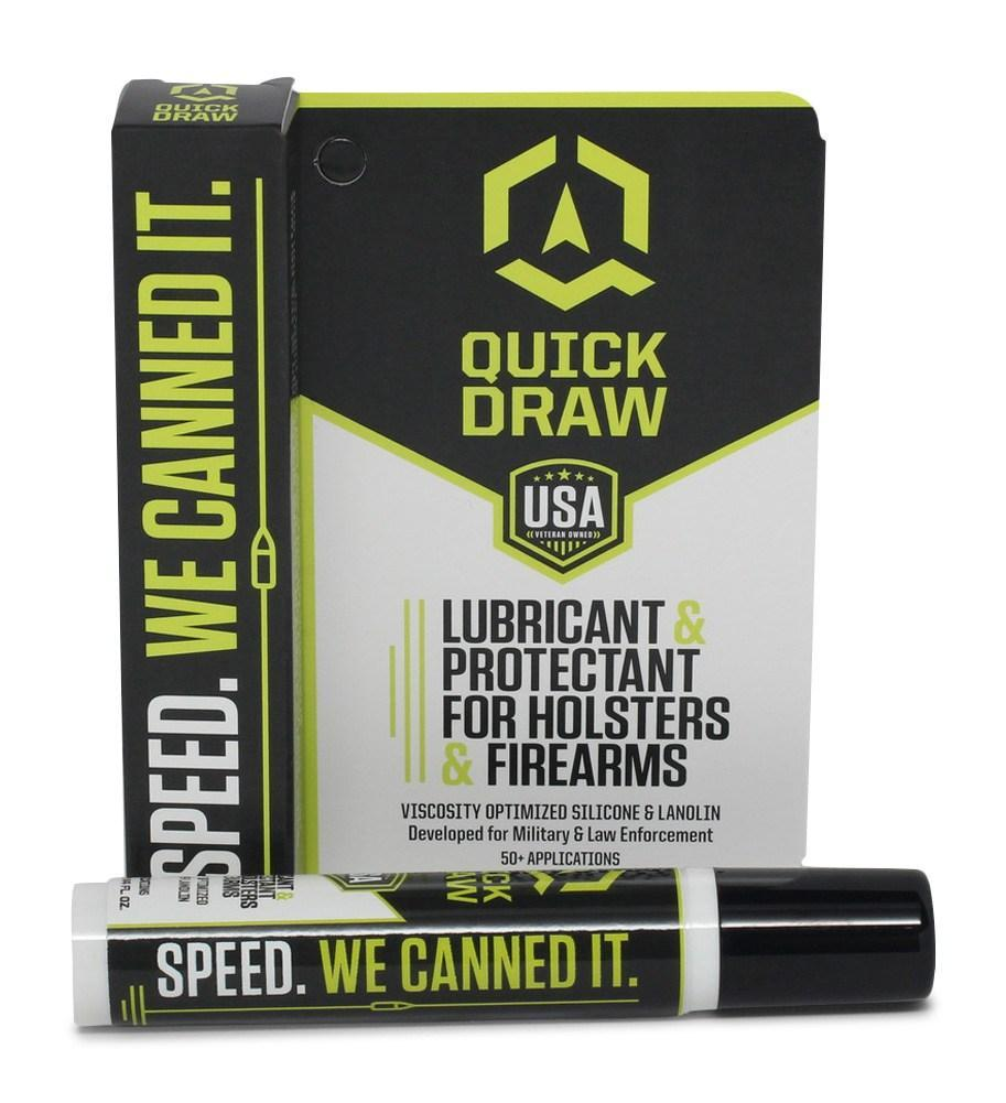 Quick Draw Lubricant