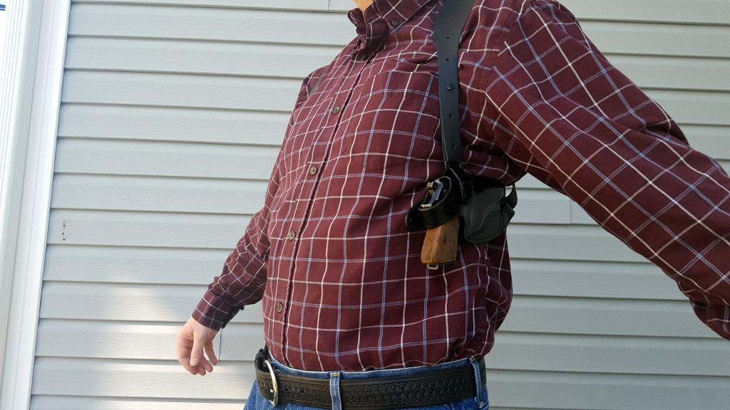 Ultra Shoulder Holster 3 Piece Rig for Glock 41 | America's