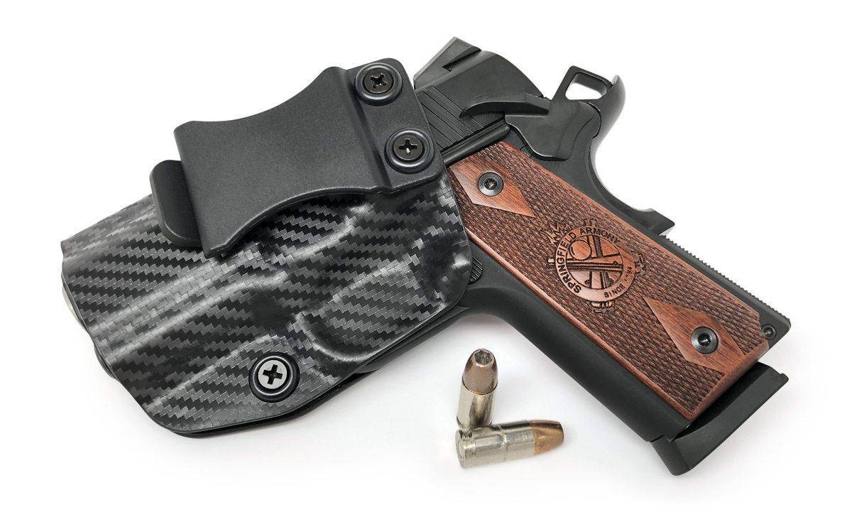 Concealment Express IWB Kydex Holster for Colt 1911 Officer, Para